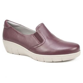 Ella Leather Slip On