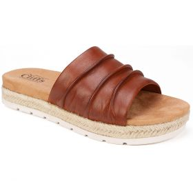 Torri Leather Sandal