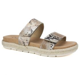 Tionna Leather Sandal