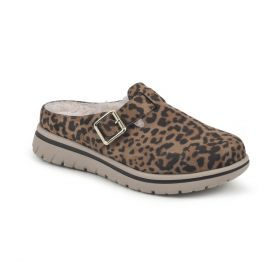 Homey Faux Fur Lined Clog