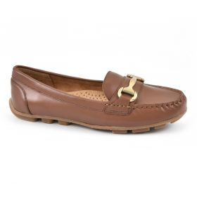 Seeker Leather Flat
