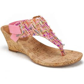 All Good Wedge Sandal