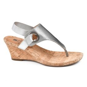 Aida Wedge Sandal