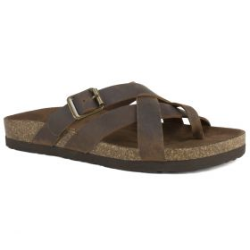 Hobo Leather Footbeds Sandal