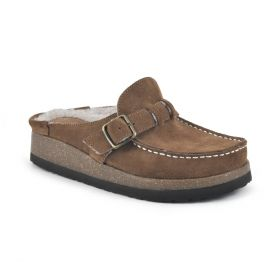 Bayhill Leather Footbeds Clog