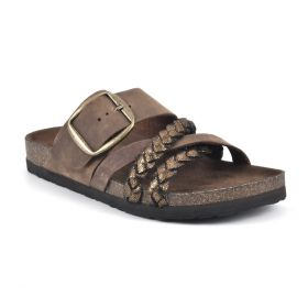 Healing Leather Footbeds Sandal