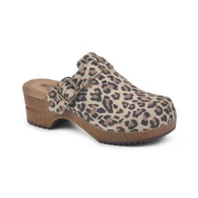 Behold Suede Clog