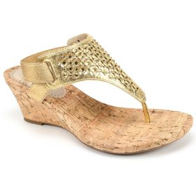 Arnette Wedge Sandal