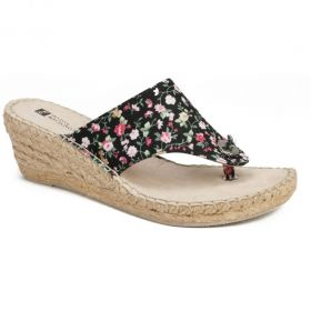 Beachball Wedge Sandal