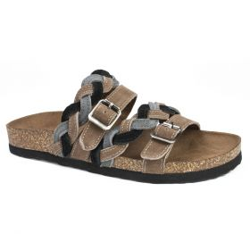 Holland Leather Footbeds Sandal