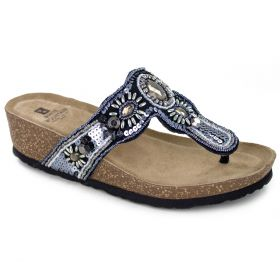 Bountiful Leather Sandal