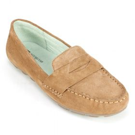 Skipper Leather Moccasin