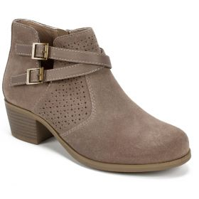 Tacy Suede Bootie