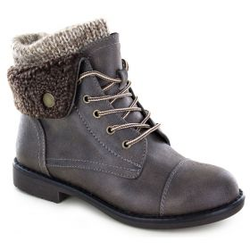 Duena Fabric Boot
