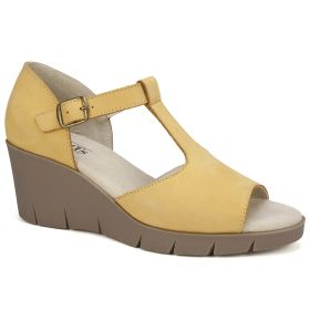 Parisia Leather Sandal