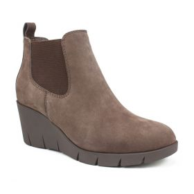 Percy Nubuck Leather Bootie