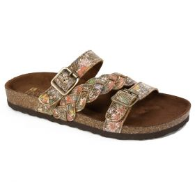 Huntington Leather FOOTBEDS™ Sandal