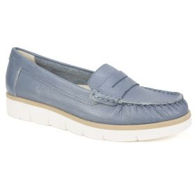Astella Leather Flat