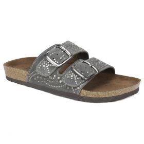 Harmony Suede FOOTBEDS™ Sandal