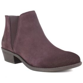 Dalby Suede Bootie