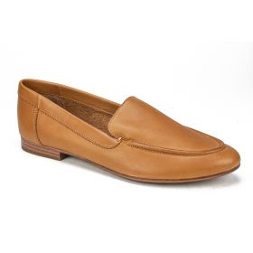 Alice Leather Flat