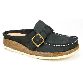 Bayhill Leather Clog