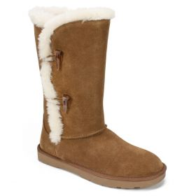 Arianna Suede Winter Boot