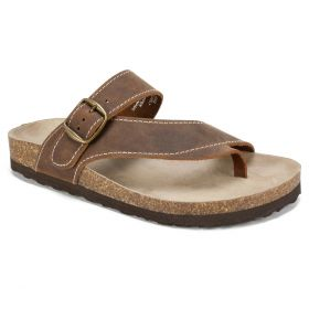 Carly Leather Sandal