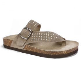 Coaster Leather Sandal
