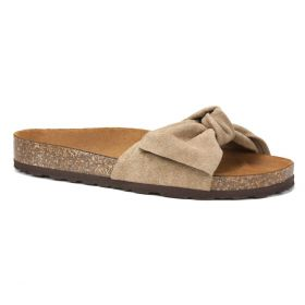 Harlan Suede Leather Sandal