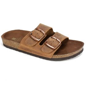 Helga Leather FOOTBEDS™ Sandal