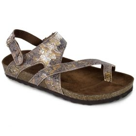 Huntsville Leather FOOTBEDS™ Sandal
