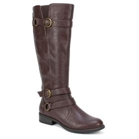 Loyal Wide Calf Tall Boot