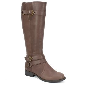 Loyal II Leather Tall Boot