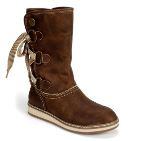Tivia Fabric Winter Boot