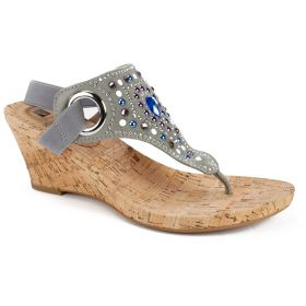Adeline Wedge Sandal