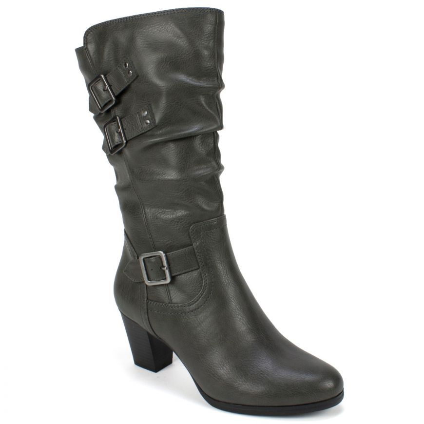 1eb7d3e4ee2 Rialto Shoes Women's Flack Tall Boot