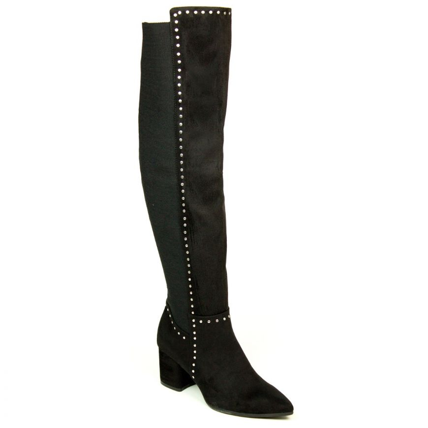 1273064b174 Seven Dials Shoes Nicki Tall Boot - Black