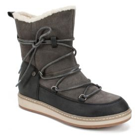 Topaz Suede Winter Boot