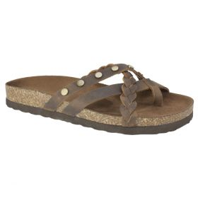 Harvest Leather Sandal