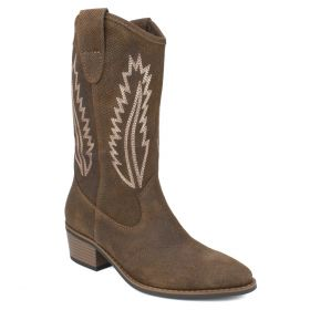 Caraway Leather Boot