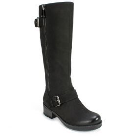 Blackbird Sueded Boot
