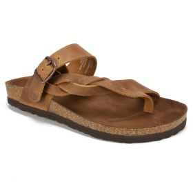 Crawford Leather Sandal