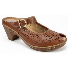 1026cbe1f Gilding Leather Mule. White Mountain Shoes Gilding Leather Mule. Regular  Price ...