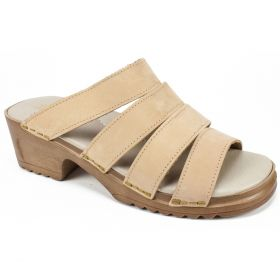 Hartley (Maggie) Leather Sandal