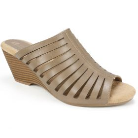 Pisces Leather Sandal