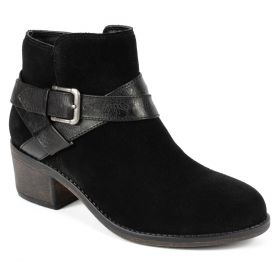 Yonder Luxe Suede Bootie