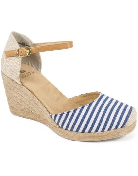 16d934243a5 White Mountain Shoes Mamba Wedge Espadrille