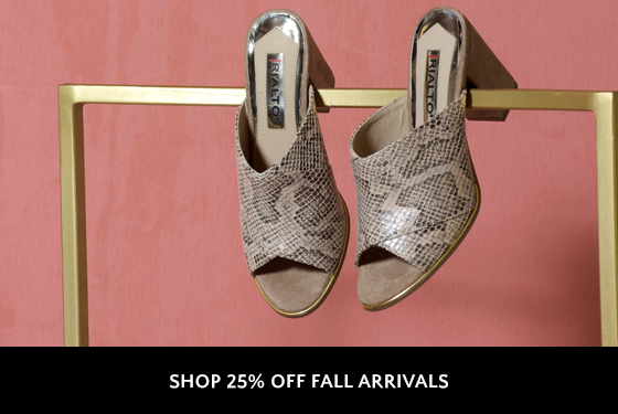 25% Off Everything with code HELLOFALL25