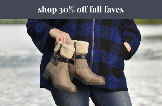 Shop 30% off Fall Faves
